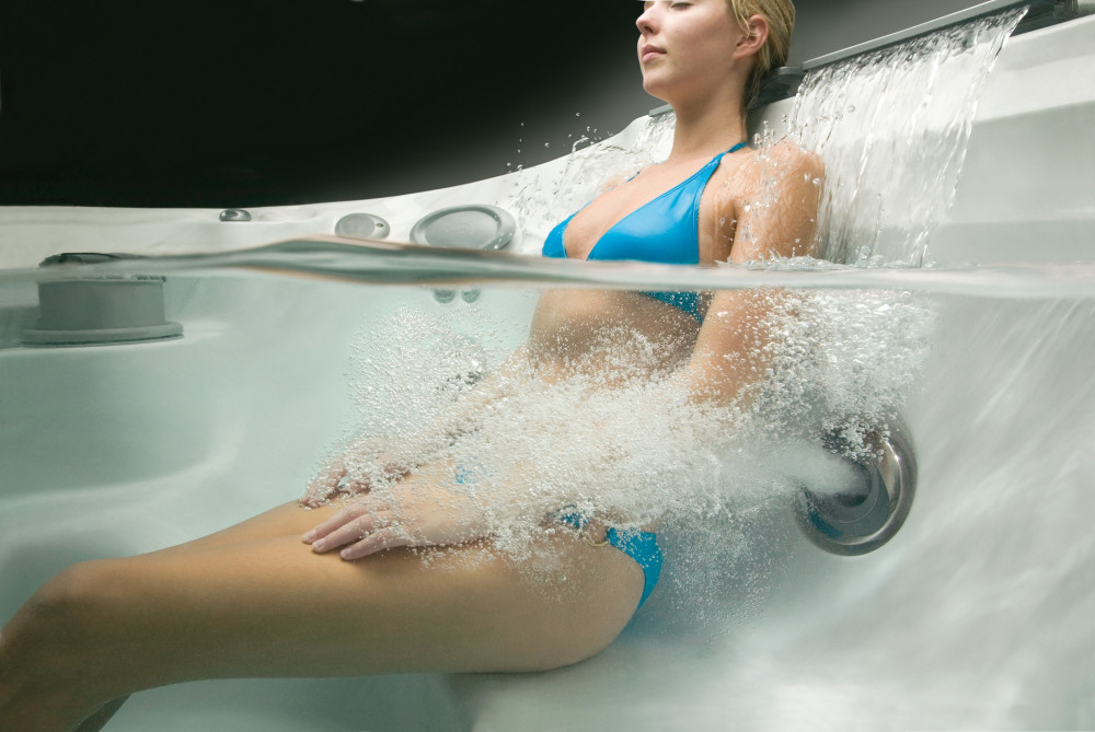 Подводный душ-массаж санаторий МЧС