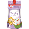 Dr. Oetker Topping wit
