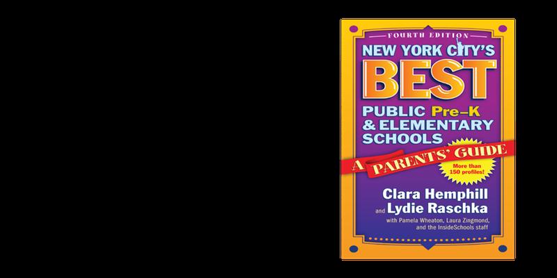 Insideschools Presents Nycs Best Pre K Elementary Schools