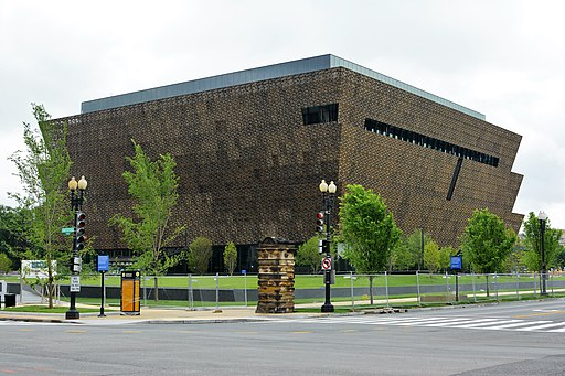 512px national museum of african american history and culture