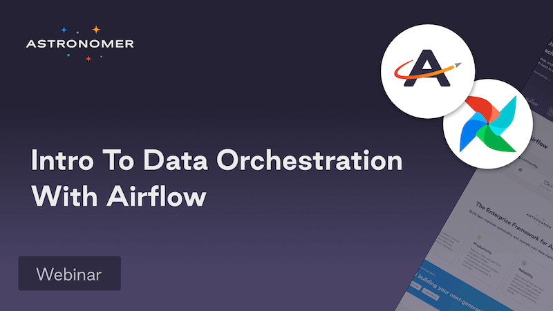 Intro To Data Orchestration With Airflow