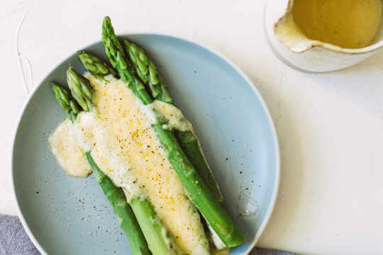 Vegan Sauce Hollandaise