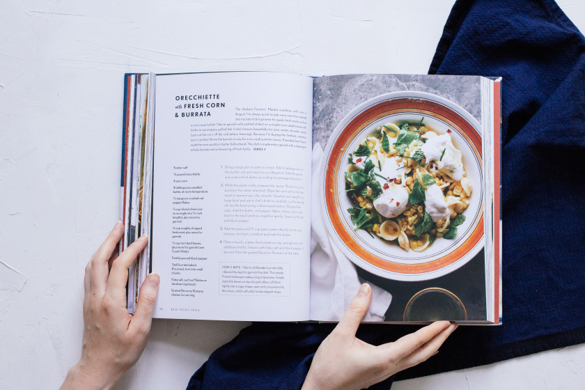 A76 Our favorite cookbooks