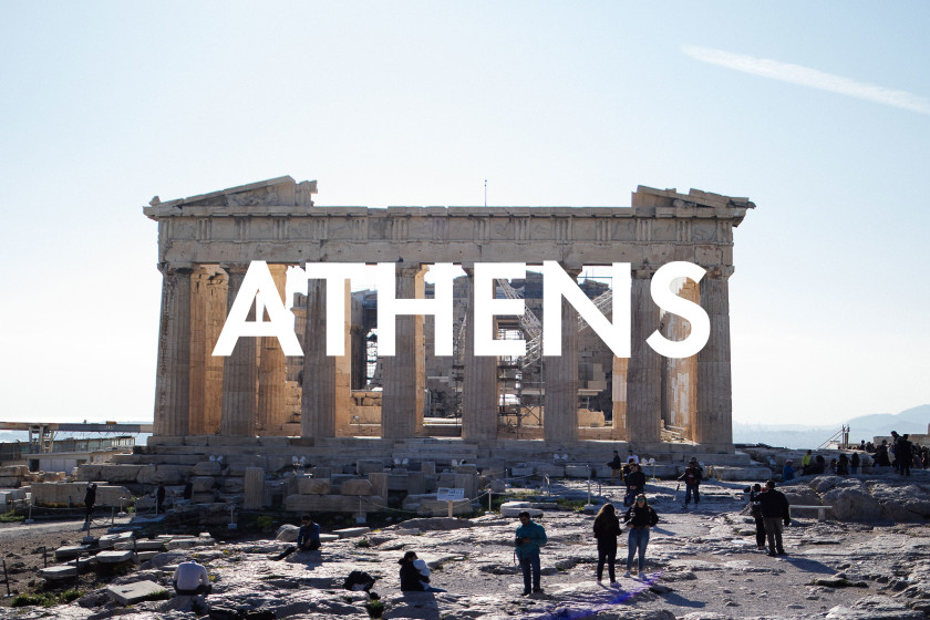 A57 Out and About in Athens