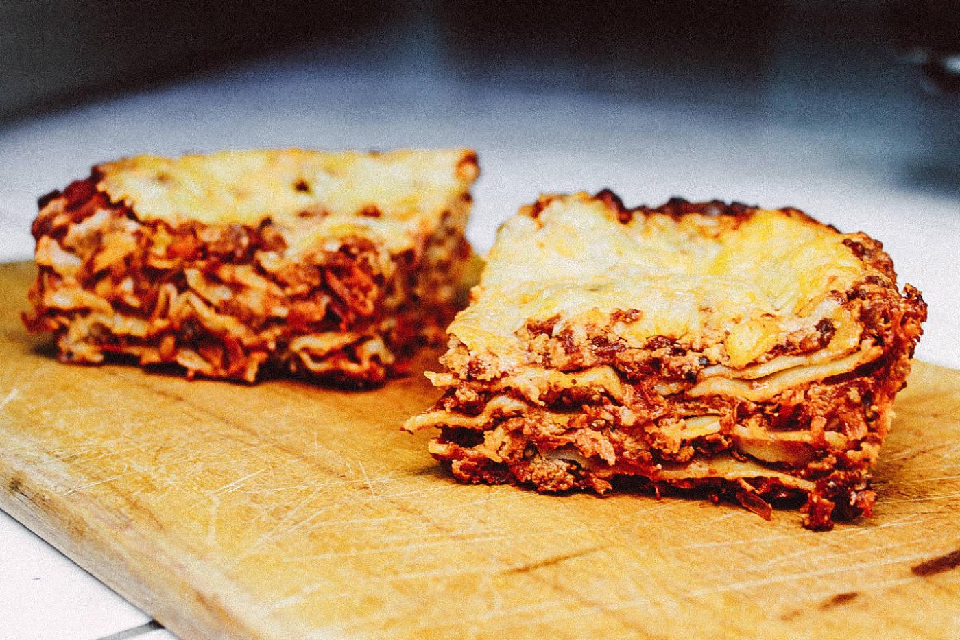 em special italien vegane lasagne mit bechamelsauce zucker jagdwurst. Black Bedroom Furniture Sets. Home Design Ideas