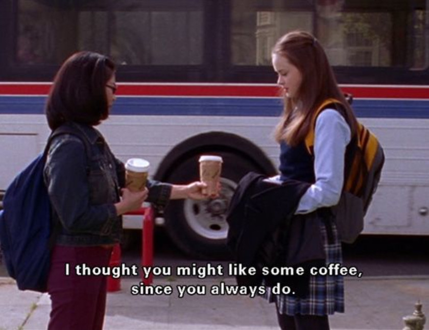 A32 Gilmore Girls