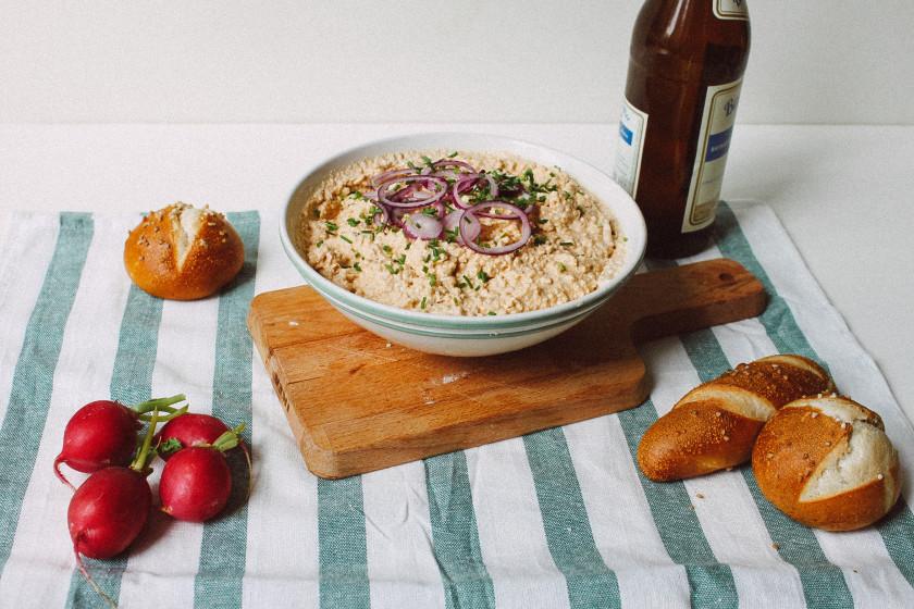 Ozapft is 6 recipes for your vegan oktoberfest menu zuckerjagdwurst r88 vegan bavarian cheese obazda forumfinder Choice Image