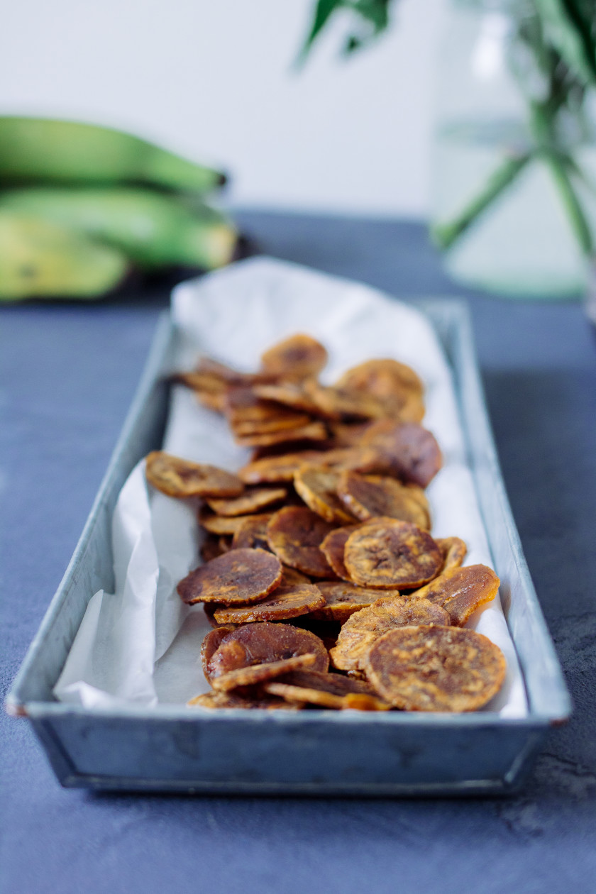 R194 African Plantain Chips