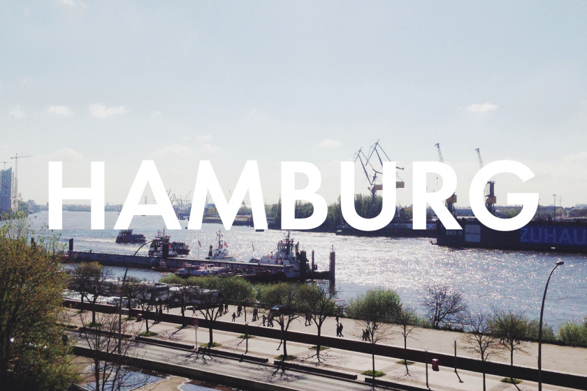 A37 Out and About in Hamburg