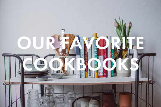 Tasty Ten: Our 10 favorite cookbooks