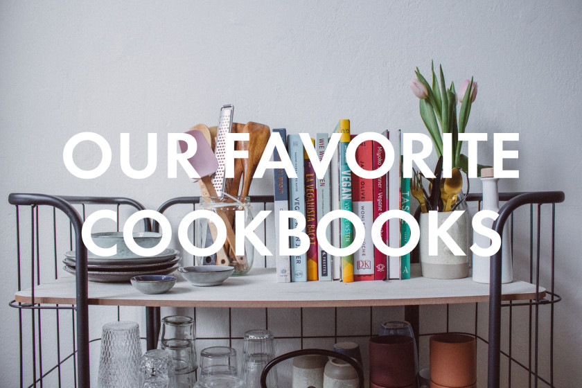 A76 Tasty Ten: Our Favorite Cookbooks