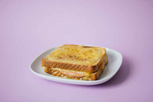 Veganes Croque Monsieur