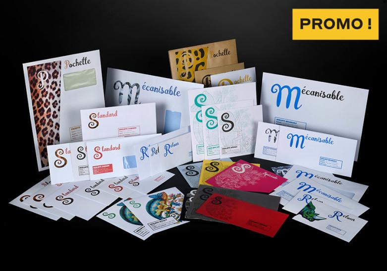 promo - enveloppe