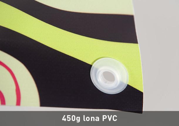 LONAS DE PVC