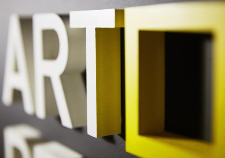 Lettre et Logo PVC