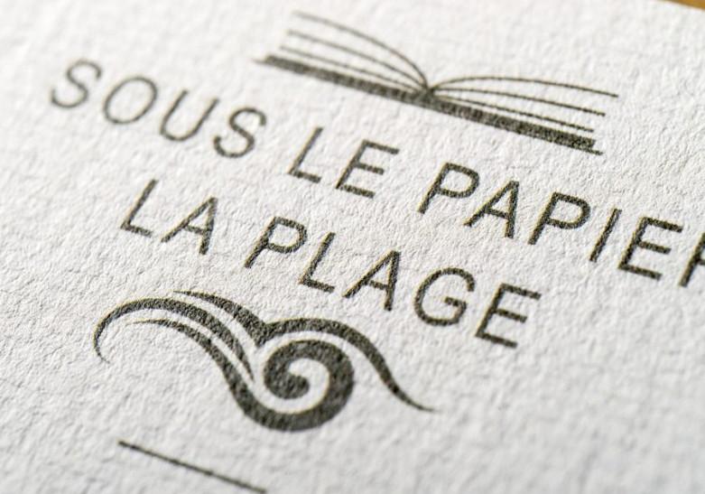Depliant Papier texture 2