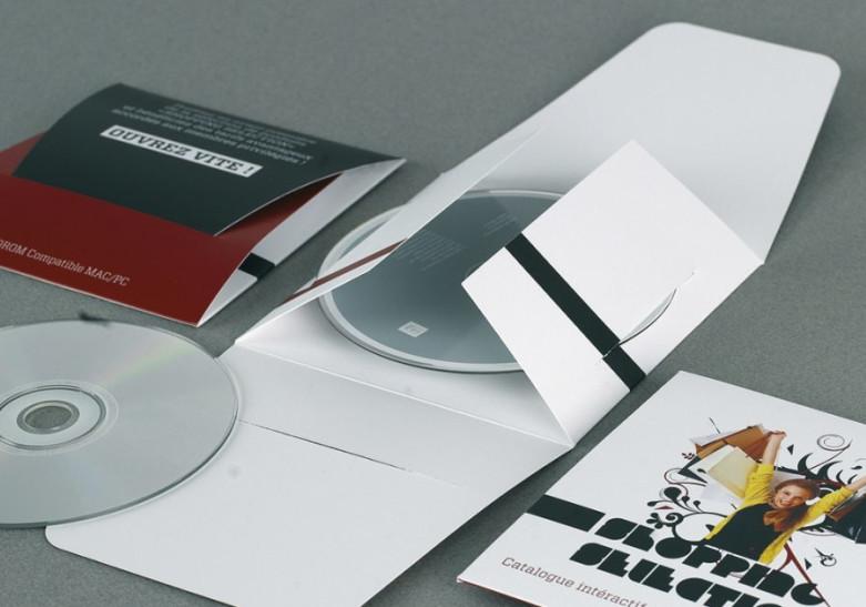 Papeterie Pochette CD