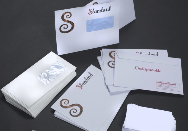 Papeterie Enveloppe standard