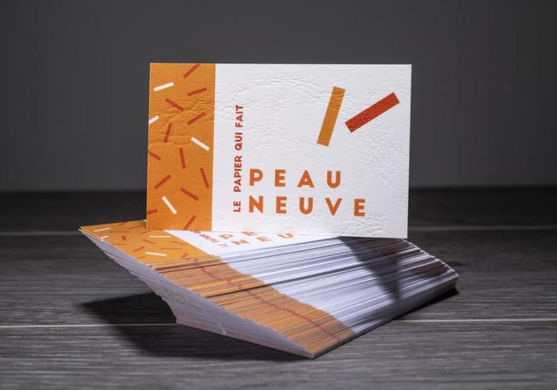 Carte papier texture 1