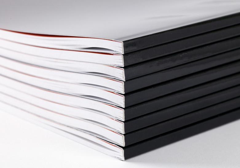 Catálogo encolado