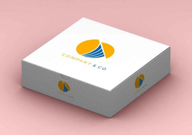 Packaging Top ventas - Caja Solapas Cuadrada