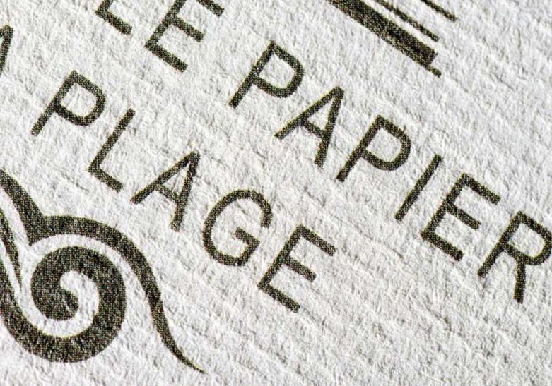 Carte Papier texture 6