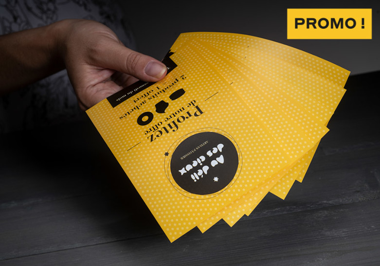 Promo - Flyer