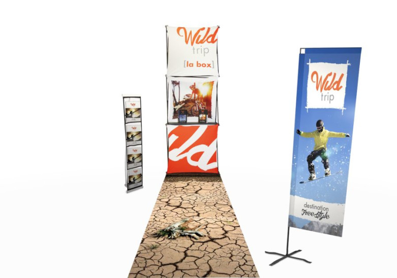 Salon Evenement - Kit 14 - Animation des ventes