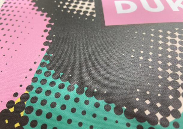 Textil adhesivo mural