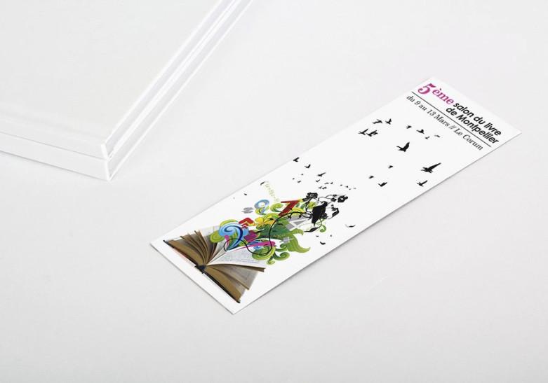 Papeterie Marque-pages reglette