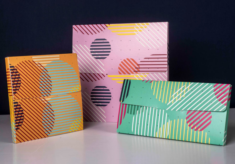 Packaging pochette courrier