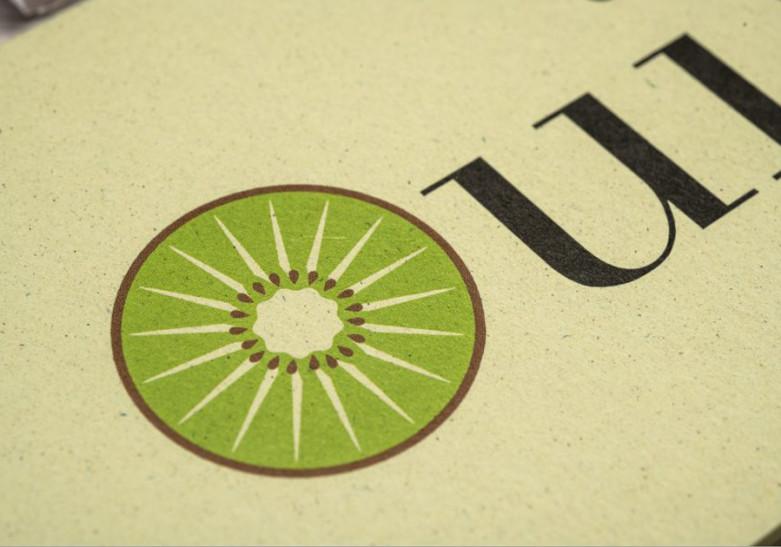 Carte papier agro industrie zoom