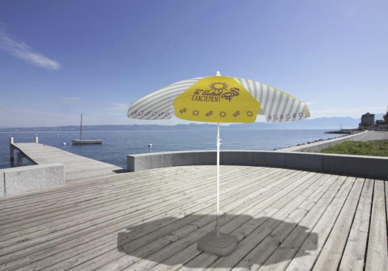 Mobilier Pub Parasol tissu