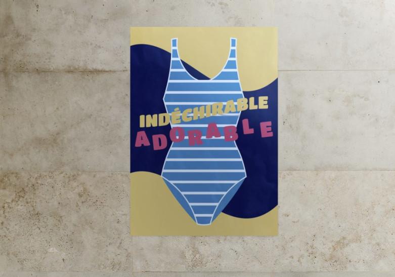 Affiche Tyvek