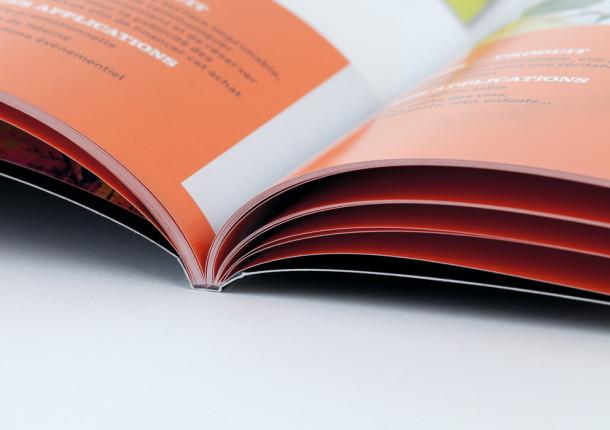 Brochures publicitaires sur-mesure