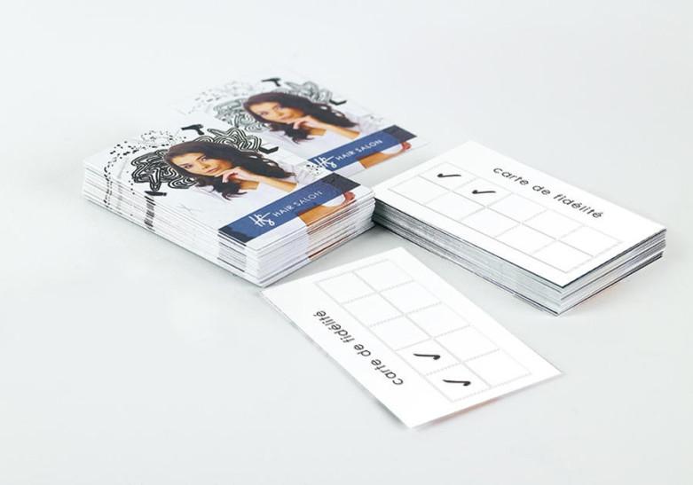 Carte Kit fidelite