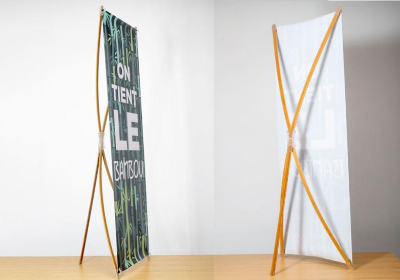 Image - x banner bambou