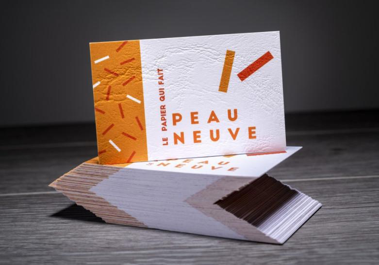 Carte Papier texture