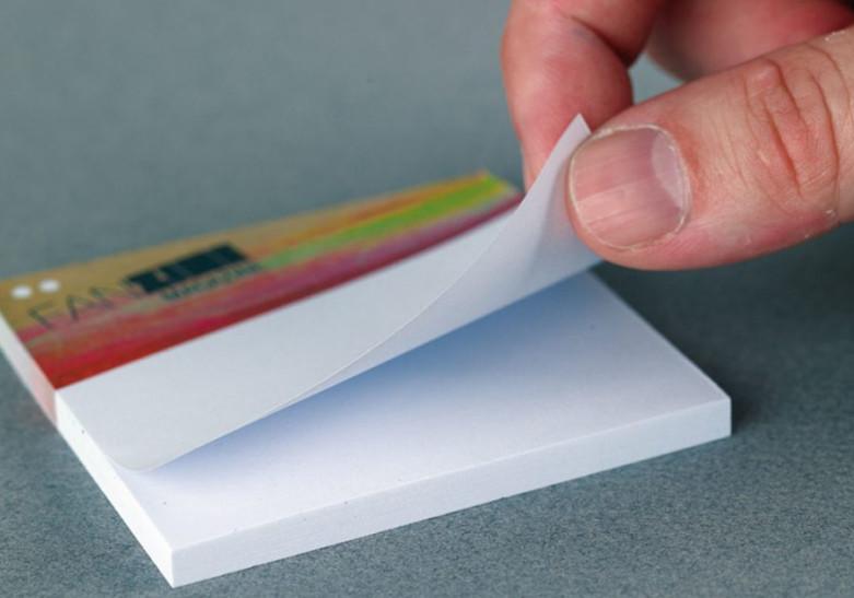 Papeterie Bloc papier repositionnable