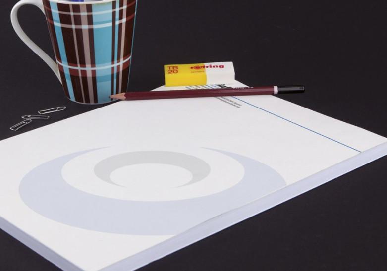 Papeterie Bloc papier
