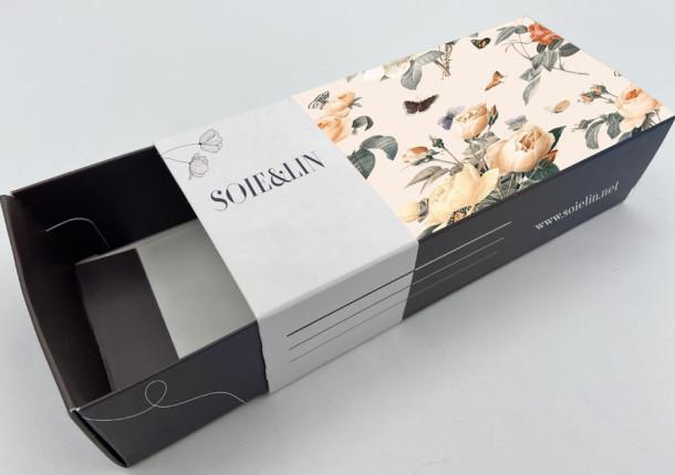 Packaging Top ventas - Caja Cerillas