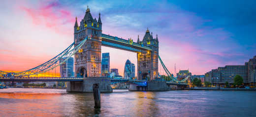 Tower Bridge - ein Muss bei Ihrer London Reise
