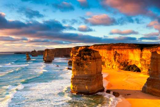 12 Apostel an der Great Ocean Road in Australien