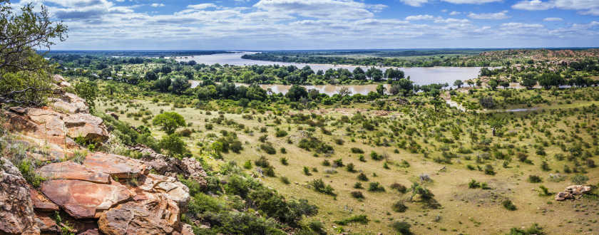 Mapungubwe-Nationalpark in Südafrika