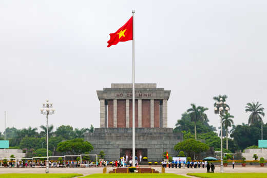 Nationale dag in Vietnam op 2 september