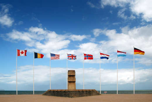 Discover the fascinating history and monuments of WWII on a Normandy tour