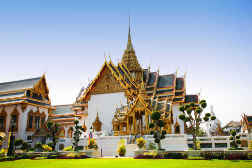 The Great Palace in Bangkok is one of the special sights