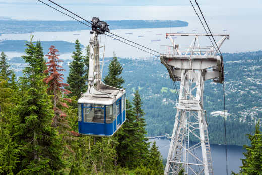 Vancouver Grouse Mountain