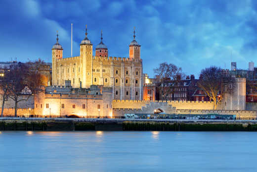 Tower of London - ein Muss bei Ihrer London Reise