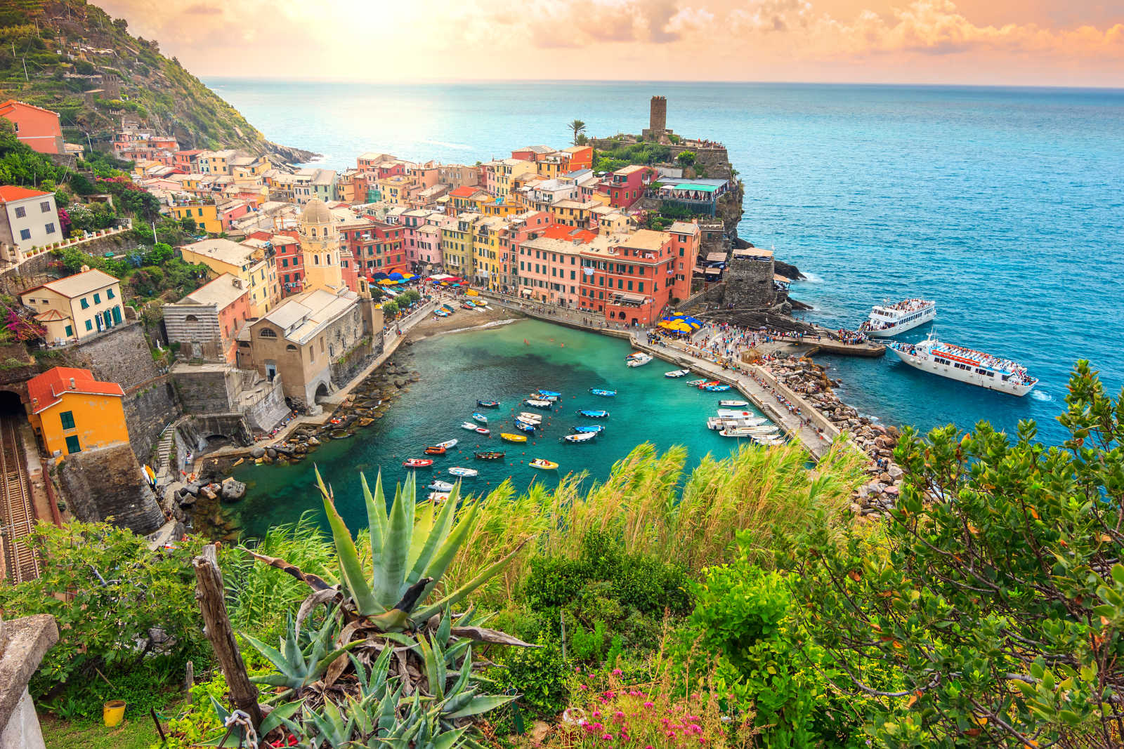 Cinque Terre trip - an unforgettable experience on the coast of Italy